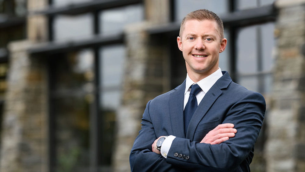 Brian Wright, CEO of ACM Labs.