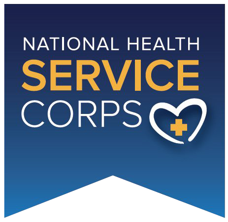 National Health Service Corps logo banner