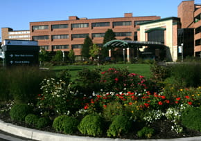 Rochester S Early Hospitals Rochester Regional Health