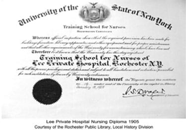 Nurse Training School  LPHNurseDiploma