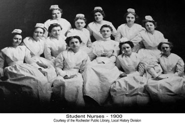 Nurse Training School  LPHStudentNurses