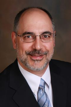 Head shot of Dr. Gary Ritzel