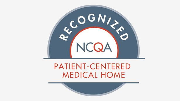 Logo for Patient-Centered Medical Home (PCMH)