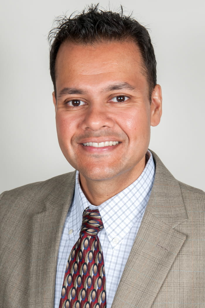 Headshot of Alok Gandhi, MD