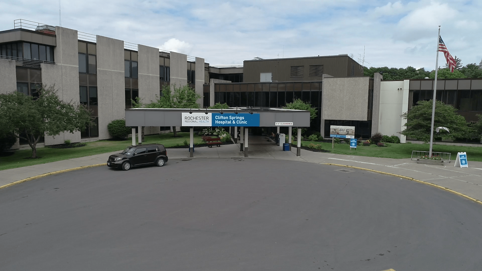 Eight new cases of COVID-19 at nursing home in Clifton Springs