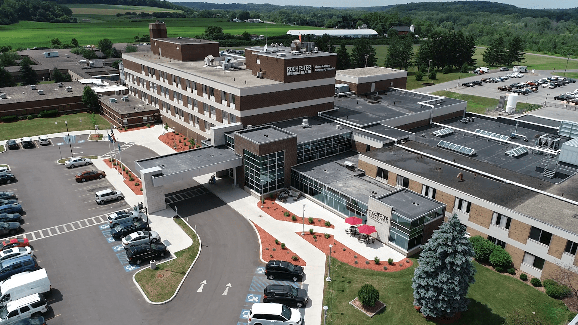 Newark-Wayne Community Hospital restricting visitation as COVID-19 cases rise