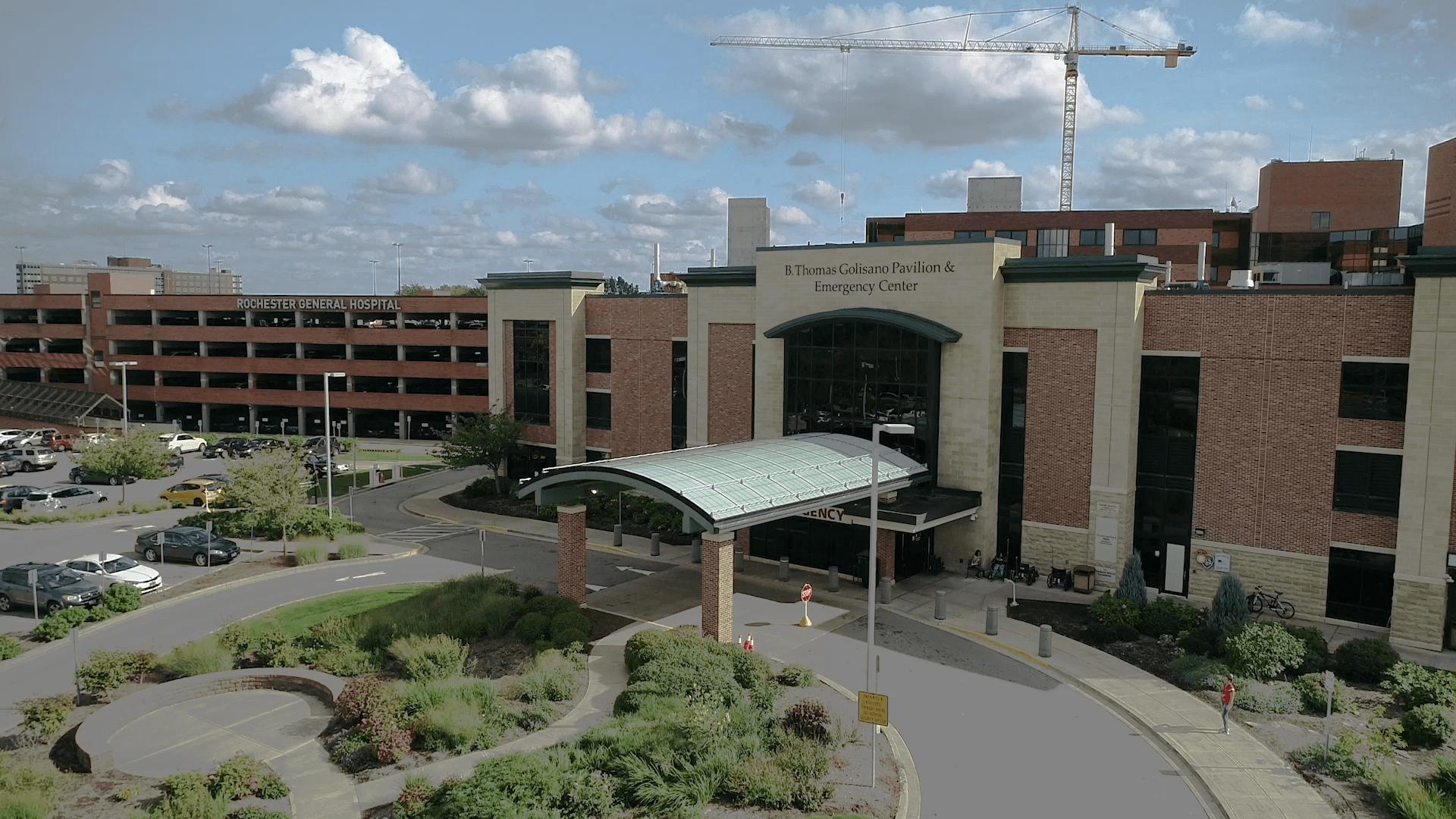 Rochester General Hospital | Rochester Regional Health