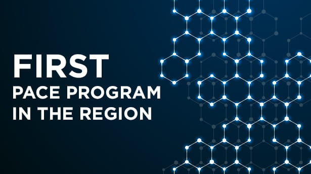 First PACE Program in the region