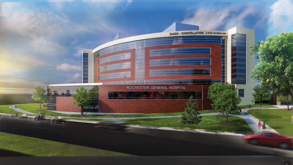 Sands-Constellation Center for Critical Care