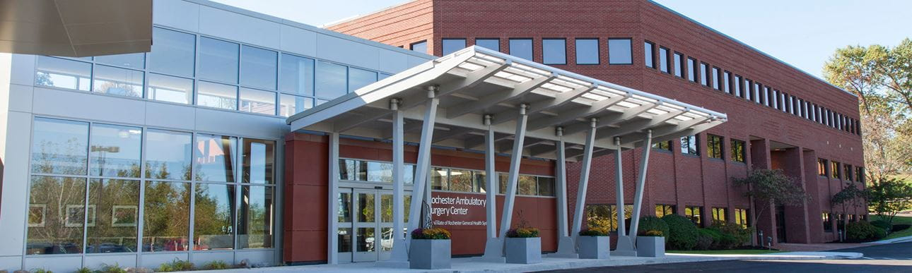 location image of rochester ambulatory surgery center