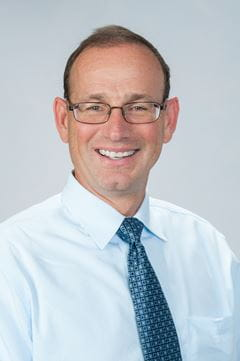 Head shot of Dr. Steven Wolfe.