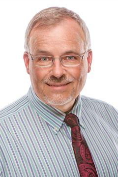 Meet Dr. Alan Barcomb