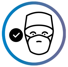 employee screening icon
