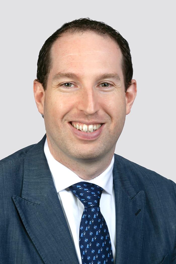 Headshot of Scott Feitell, DO