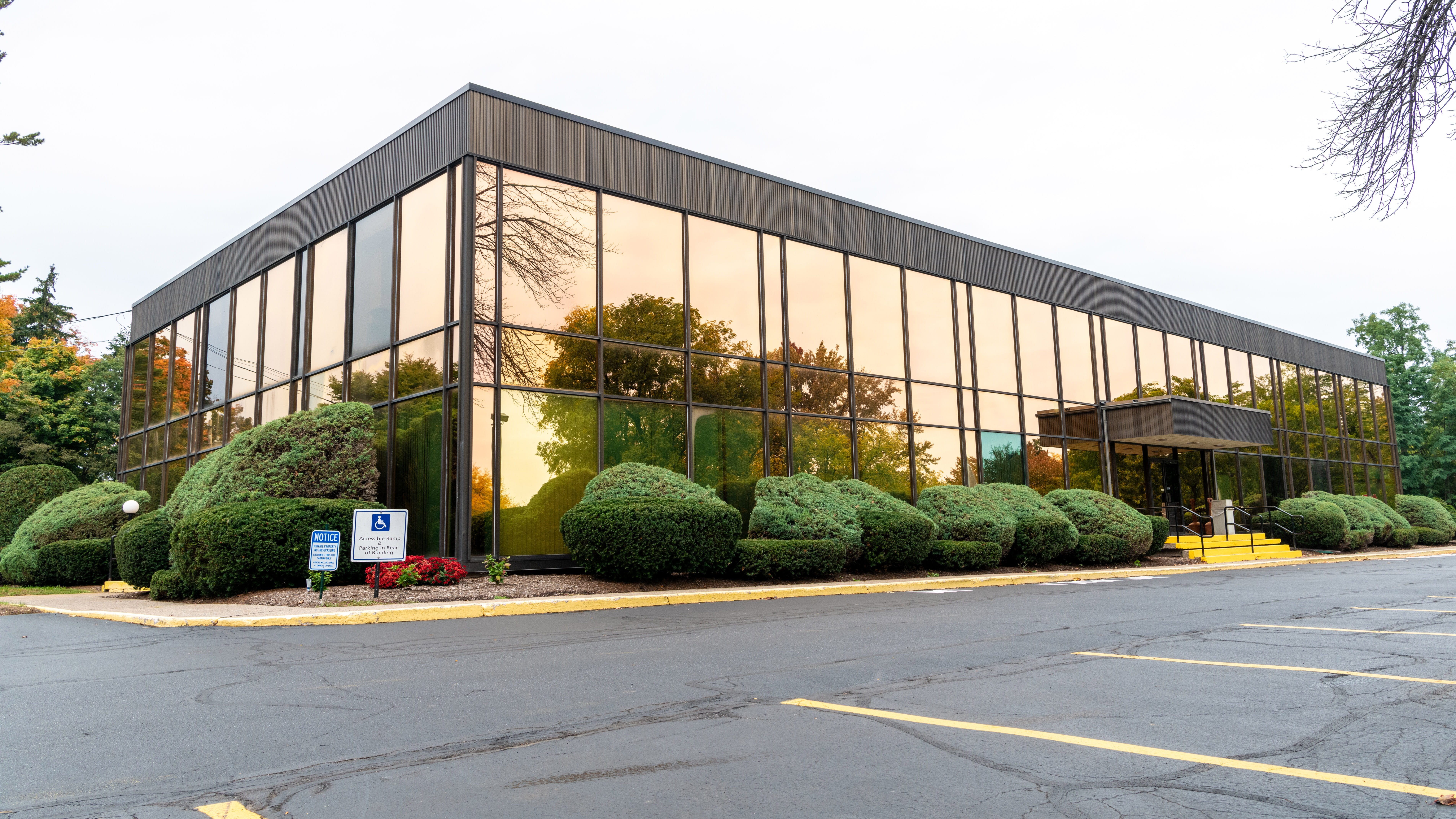 Exterior view of 80 West Avenue in Brockport, NY