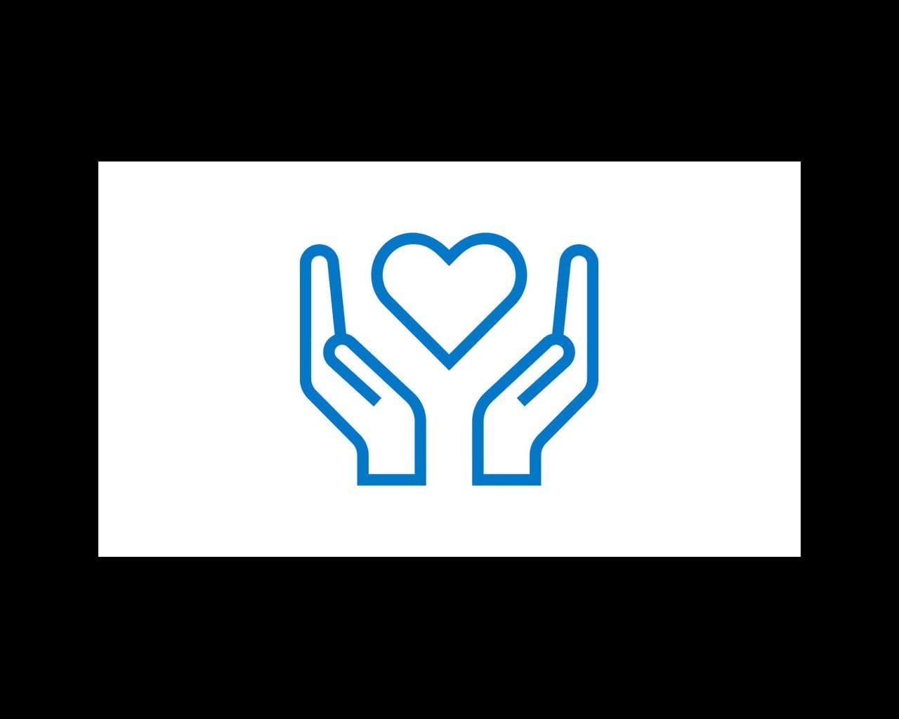 caring symbol icon