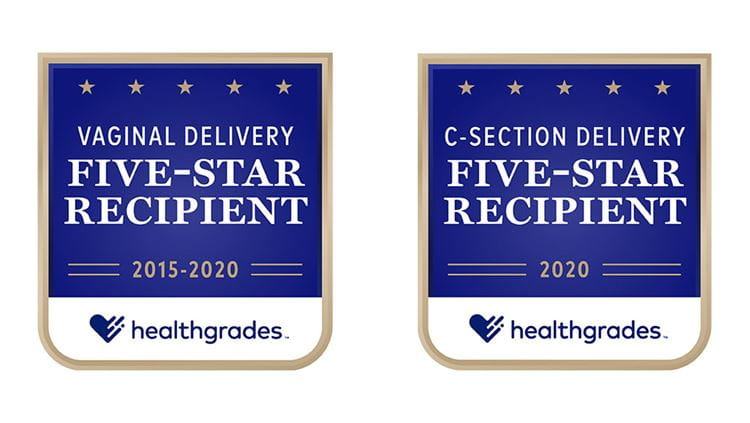 Women's Health Healthgrades Awards 2020