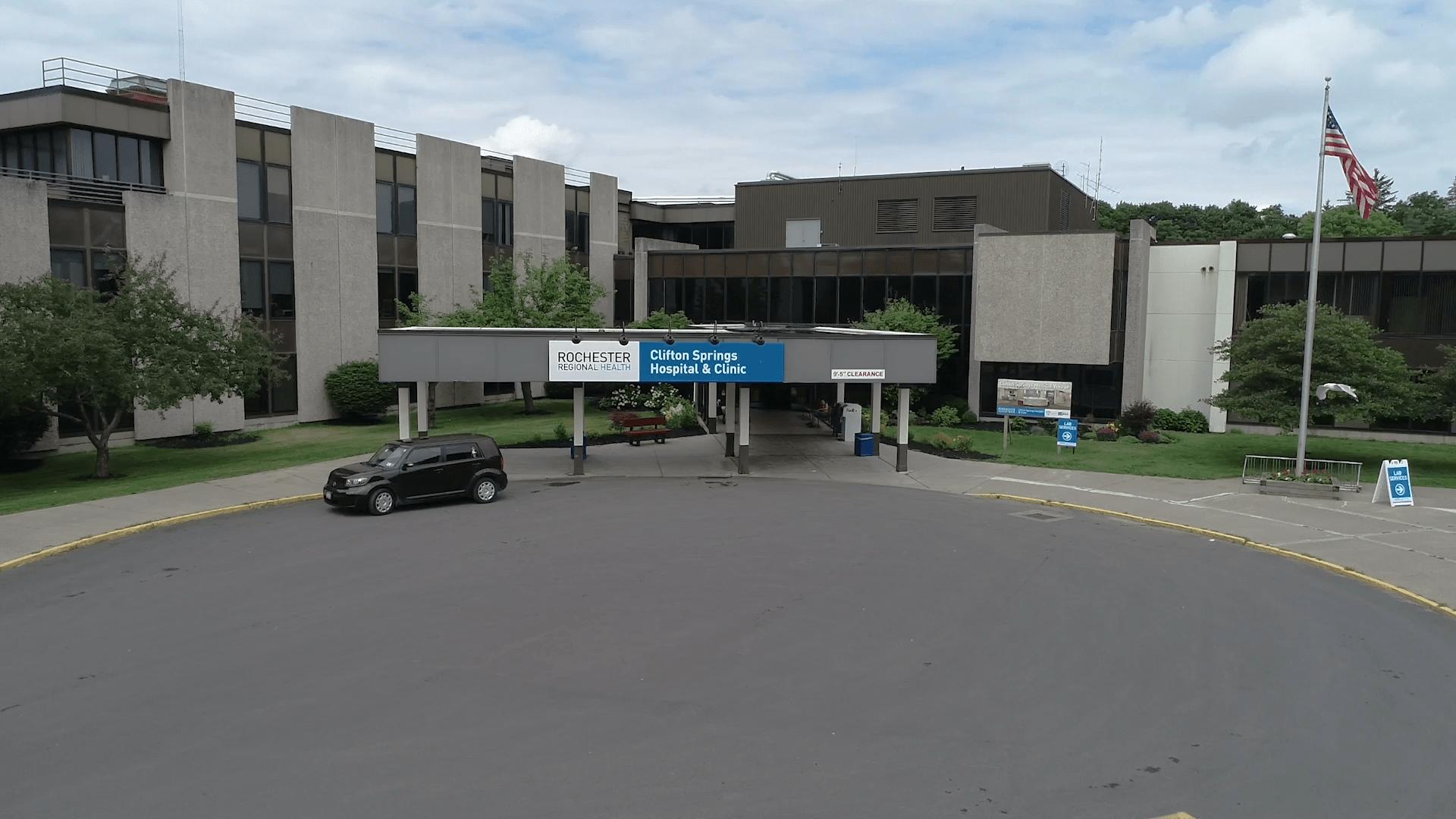 Lisk Morris Comprehensive Care Center
