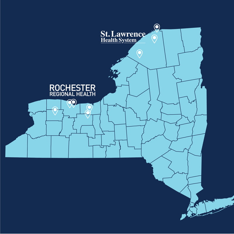 SLHS and RRH maps in the state of NY - 800