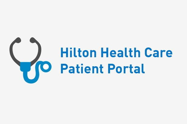 Hilton Health Care Patient Portal