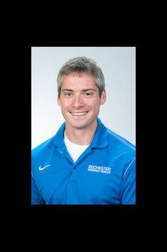 Meet Ian Hurlburt, Manager Rochester Regional Health Athletic Training Program