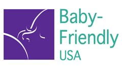 Certified as Baby-Friendly
