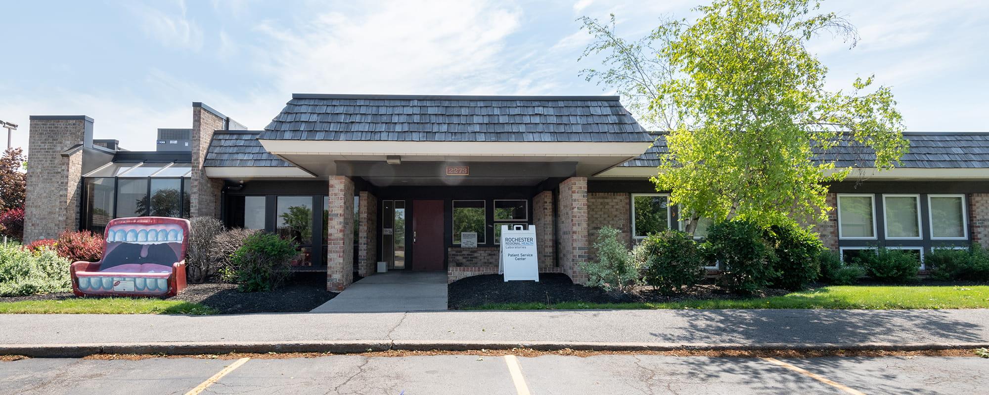 Laboratory Service Center - Westfall Medical Park