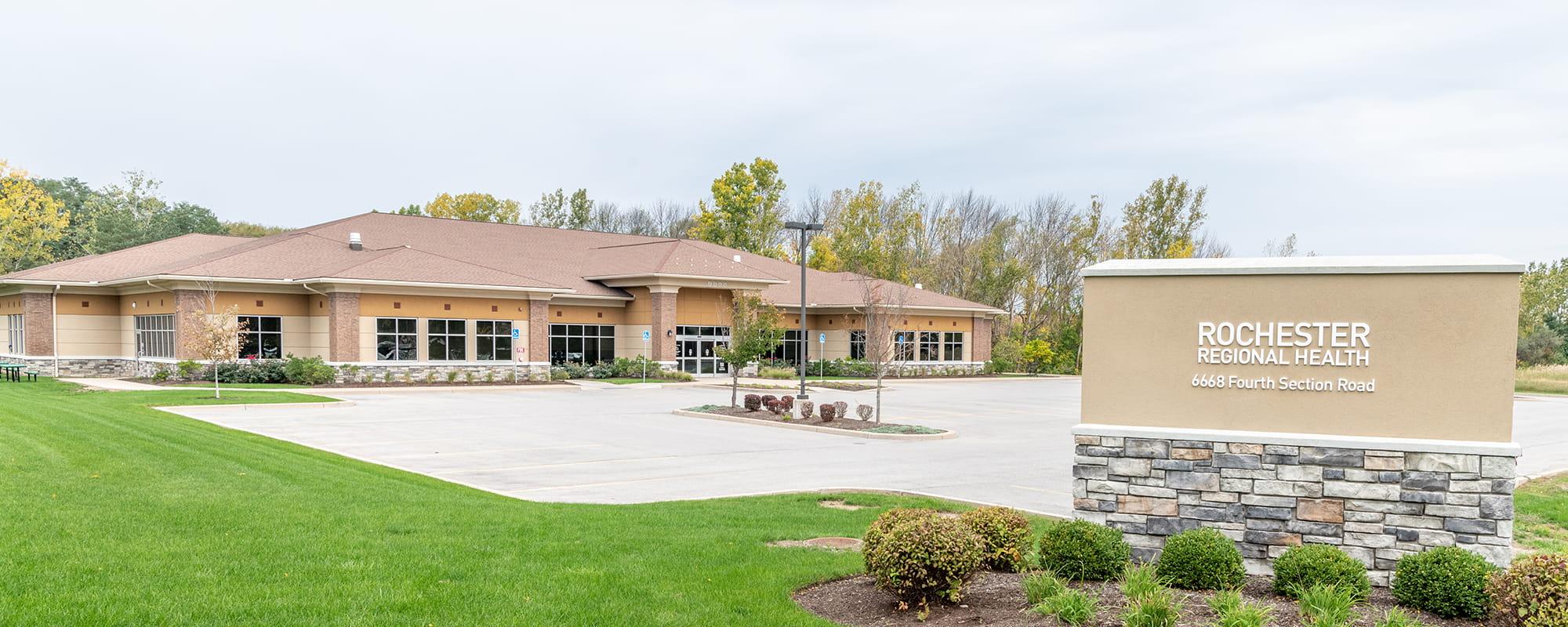 Westside Surgical Associates - Brockport