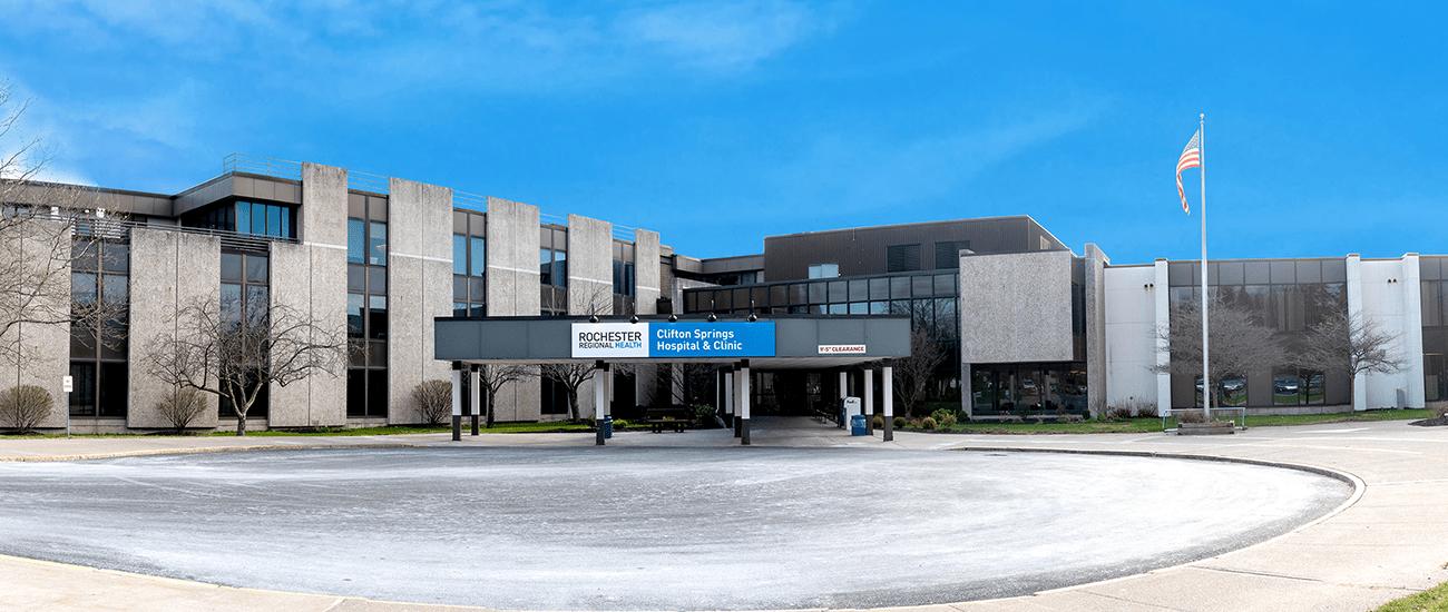 Clifton Springs Hospital & Clinic