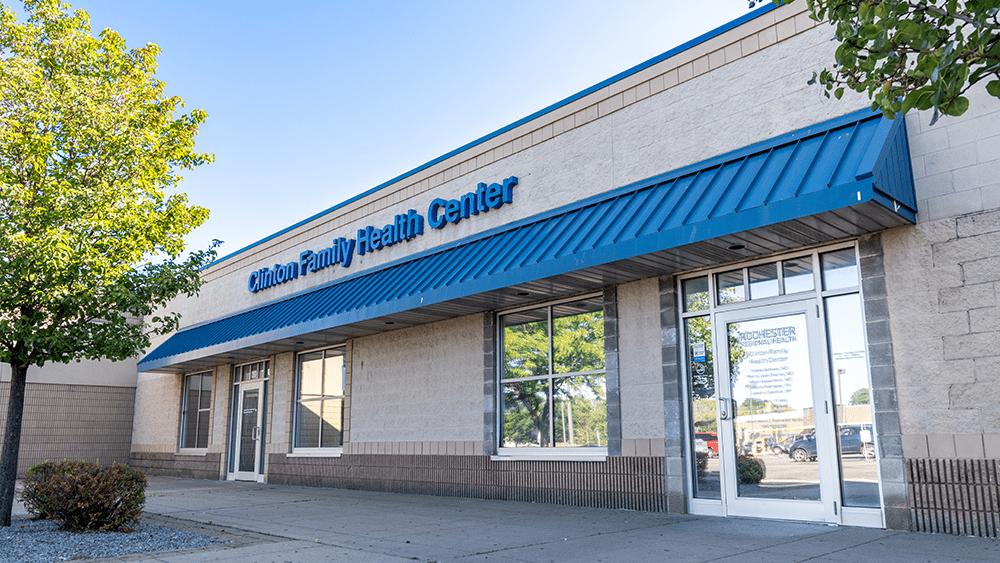 The Women's Health Center at Clinton Family