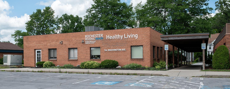 Healthy Living at United Memorial Medical Center