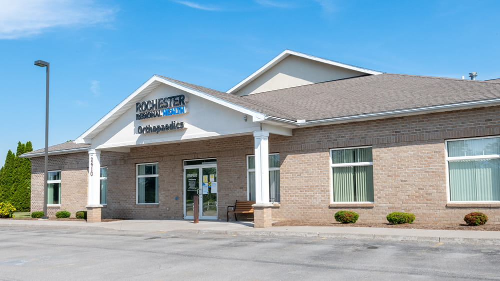 Orthopedic Associates Rochester Ridgeway exterior photo