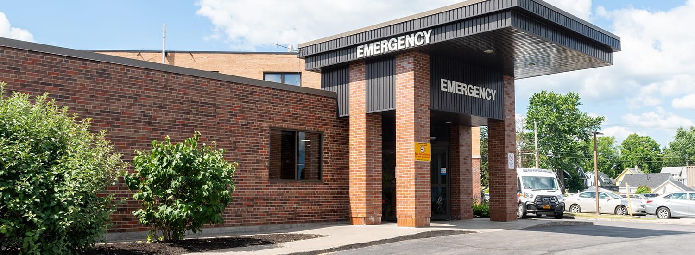 Emergency Department - United Memorial Medical Center
