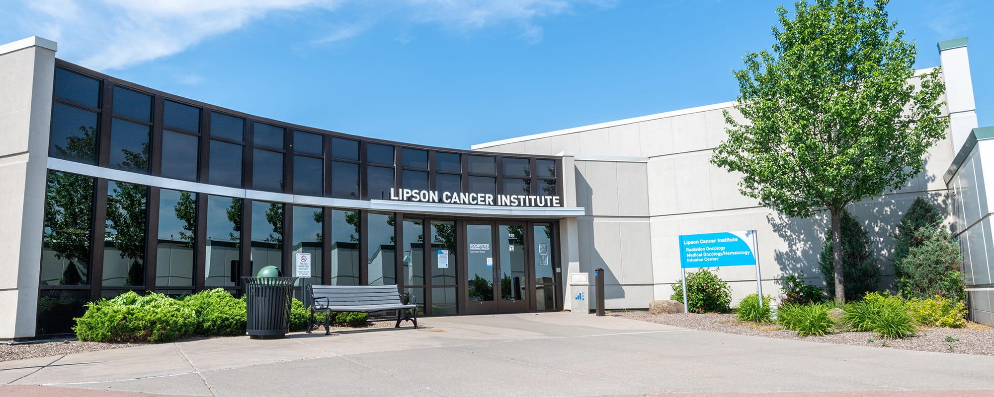 Lipson Cancer Institute - Unity Hospital