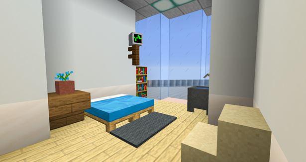 minecraft patient room