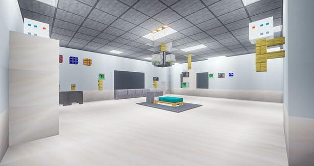 minecraft surgery room