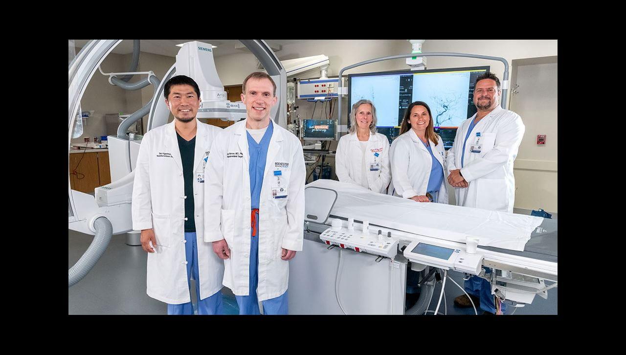 Neurointerventional Surgery Team
