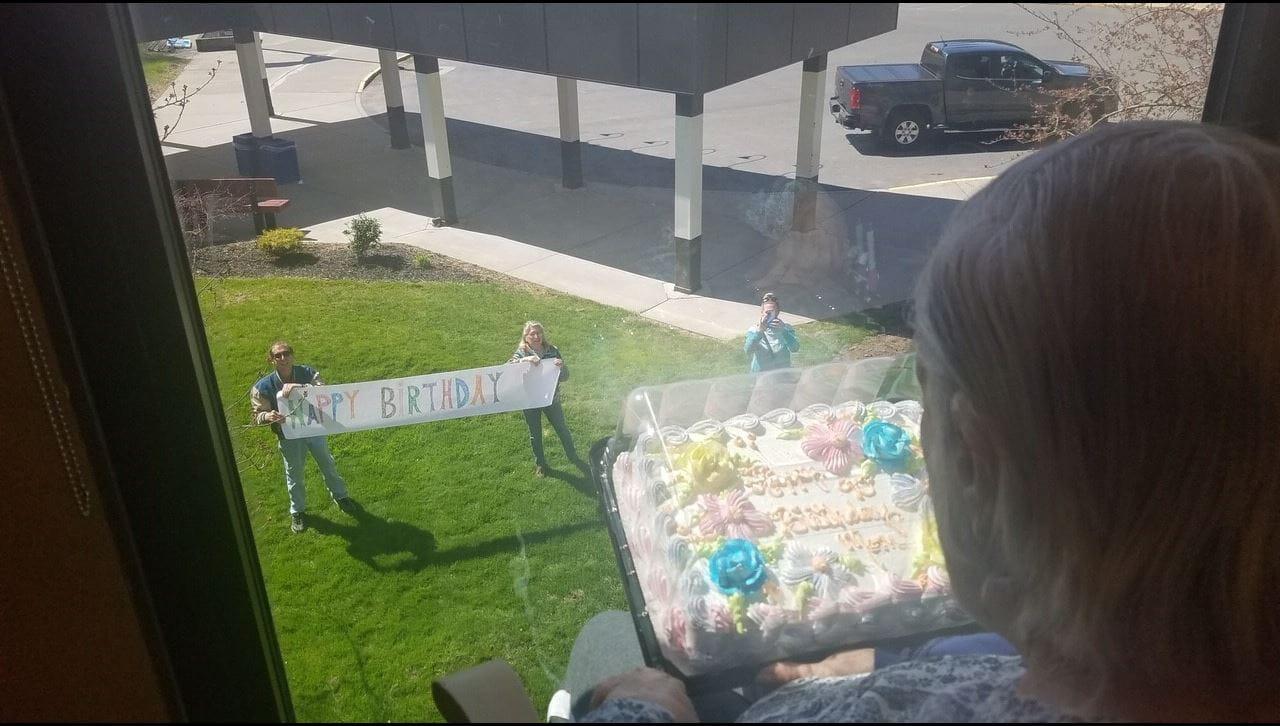 CSNH Resident Birthday