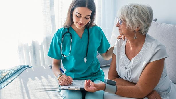 Skilled Nursing Homes Image