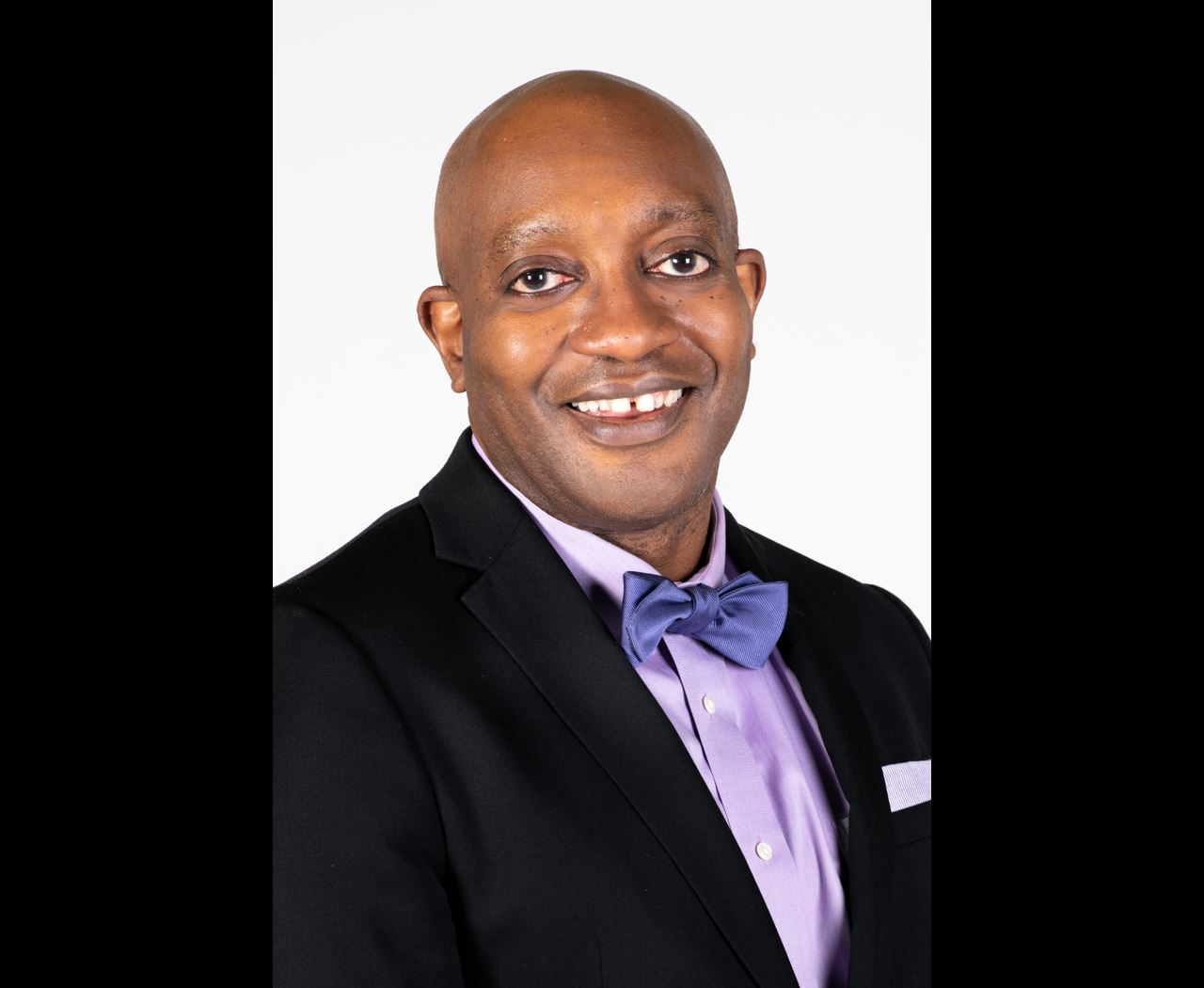 Headshot of Patrick Okolo, MD