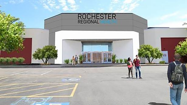 Exterior rendering of RGCOHC