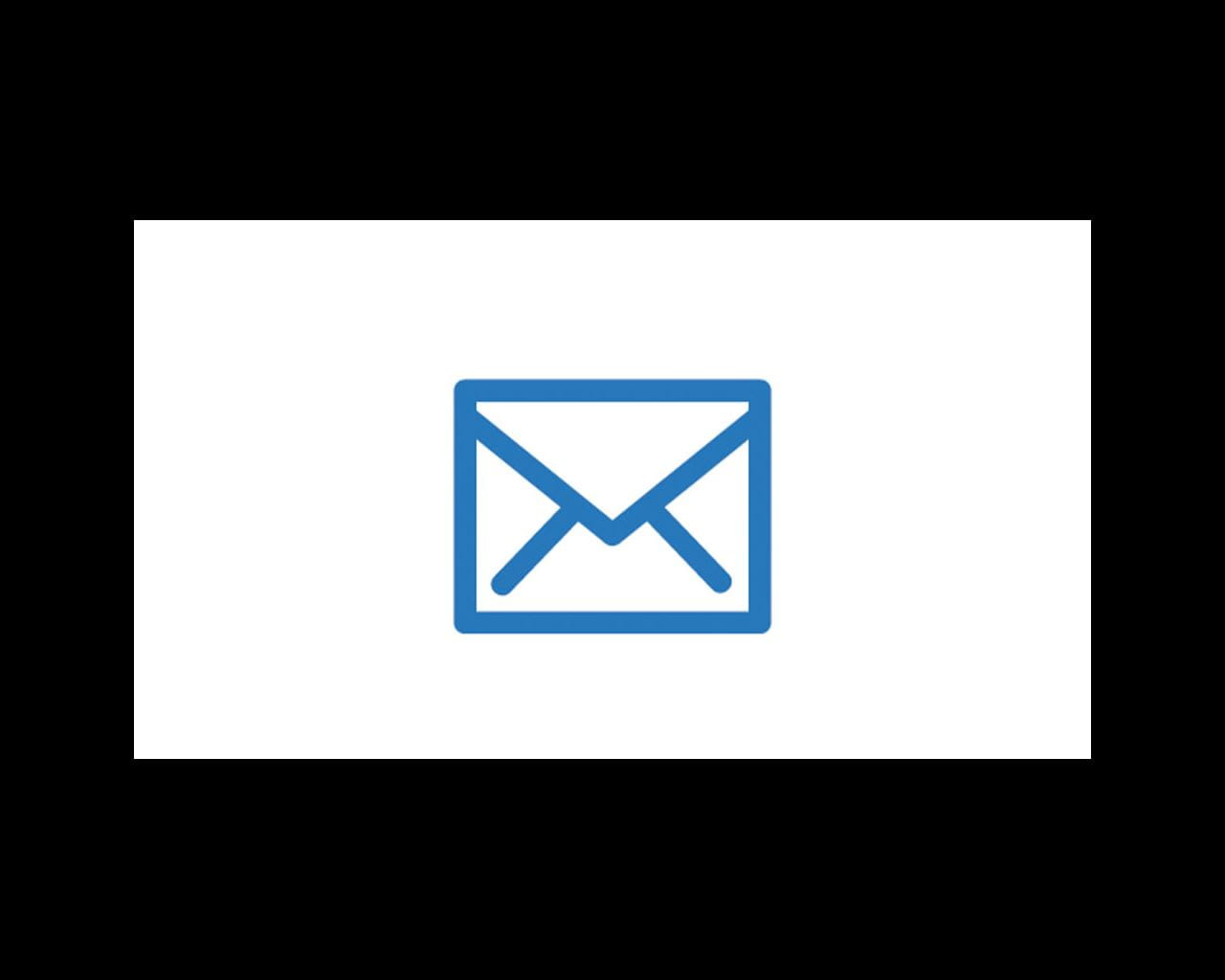 MyCare send a message icon