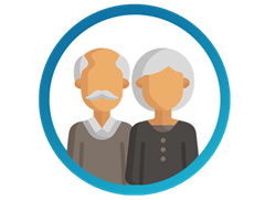 geriatrics icon