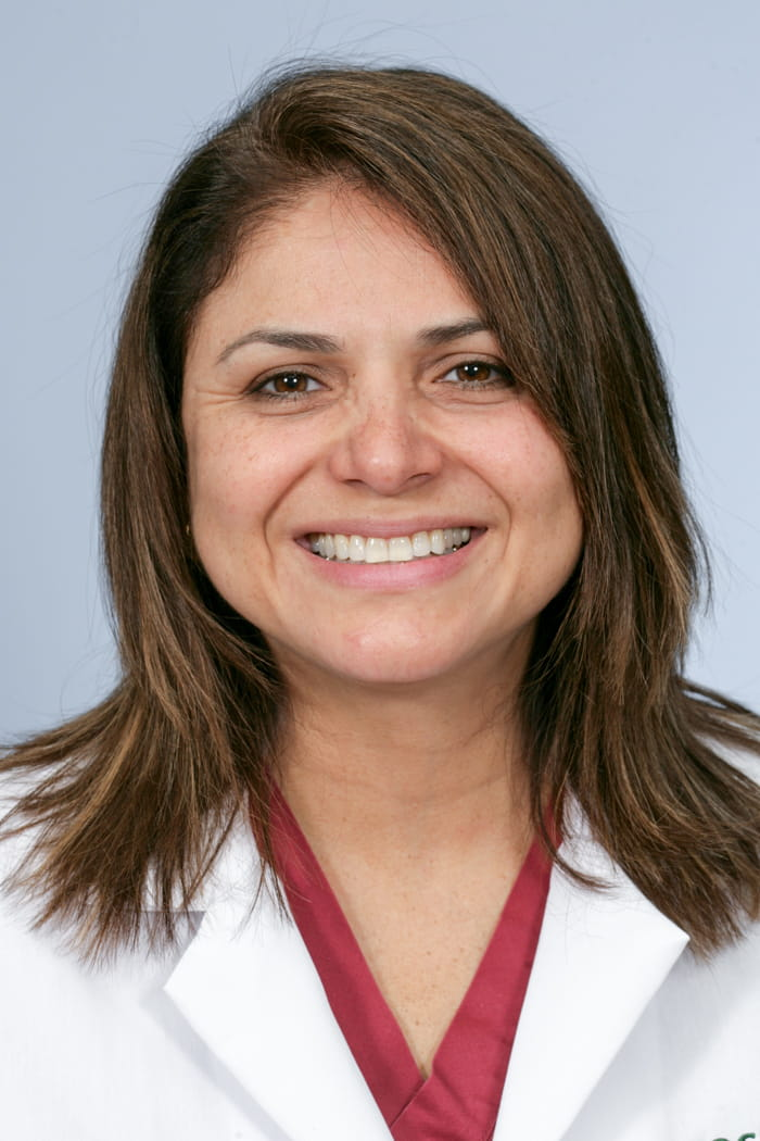 Headshot of Carmen Maria Benitez, MD