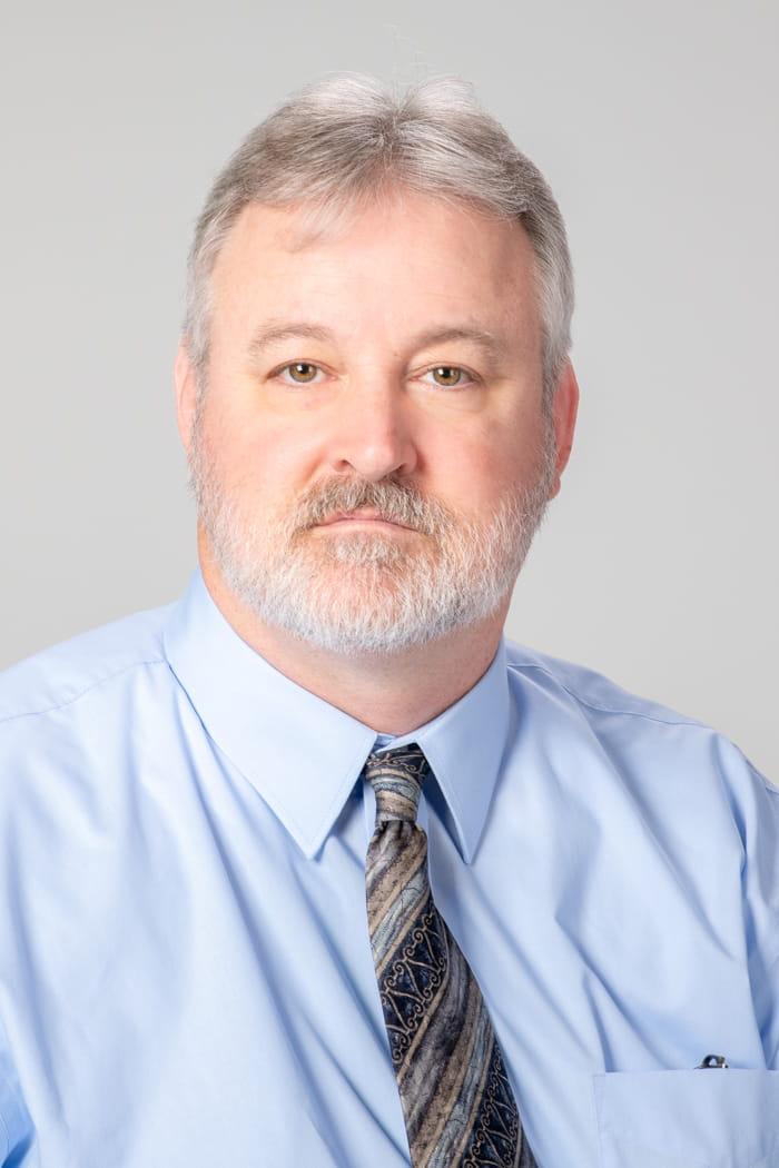 Headshot of Scott Clark, PA