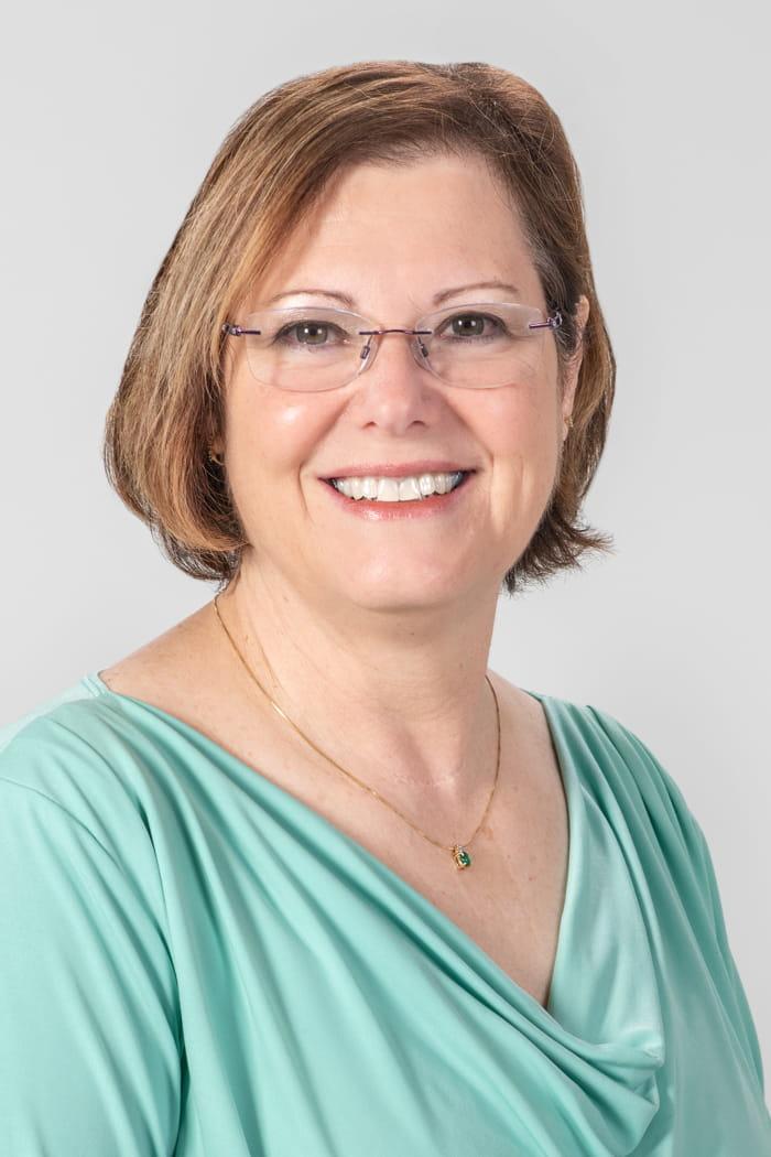 Headshot of Donna Gray, CNM