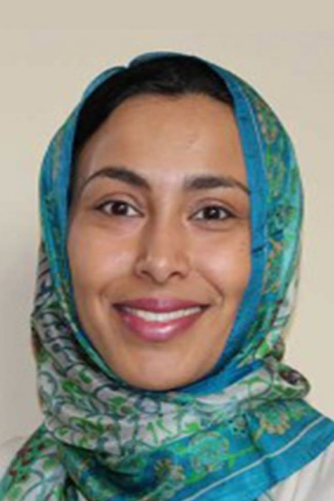 Headshot of Humaira Hashmi, MD