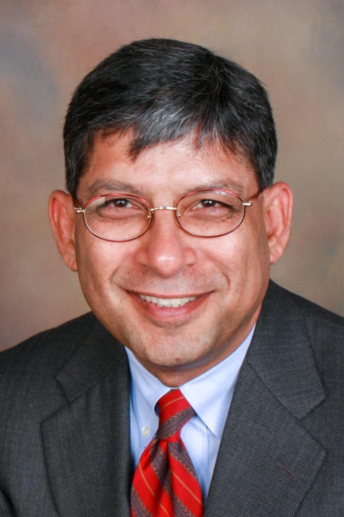 Headshot of Manish Madan, MD