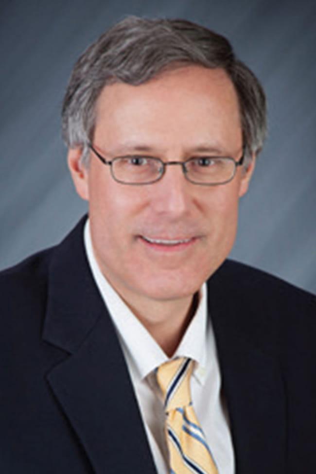 Bruce Yirinec, MD a cancer specialist at Rochester Regional Health.