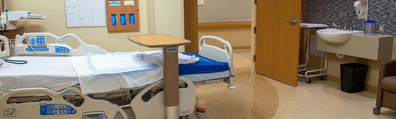 Patients and Visitors Hero Image
